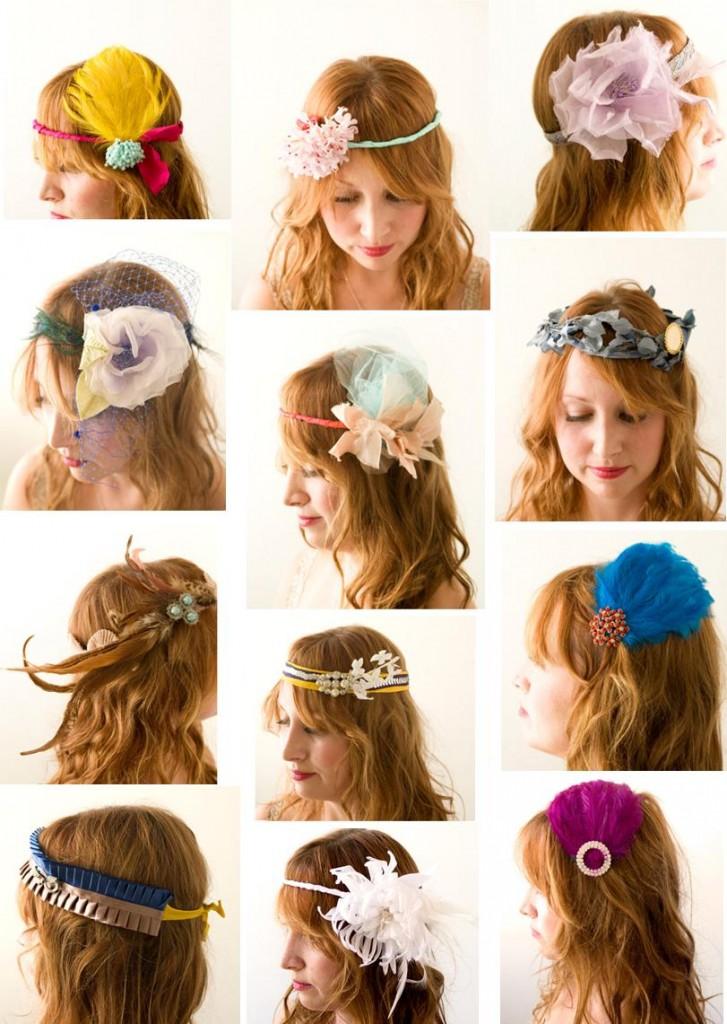 acessorios cabelos flores