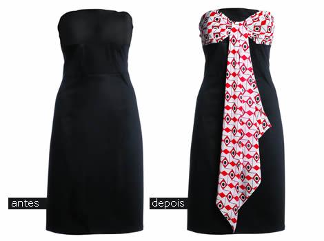 reutilizar vestido