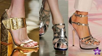 Sapato-metalizado
