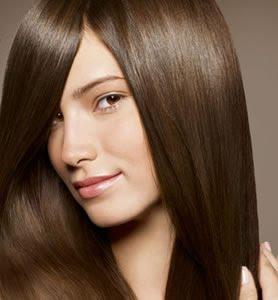 cabelos castanhos