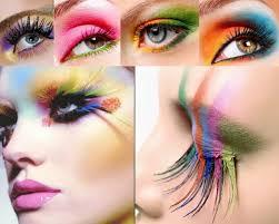 Carnaval maquiagem