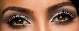 olhos maiores