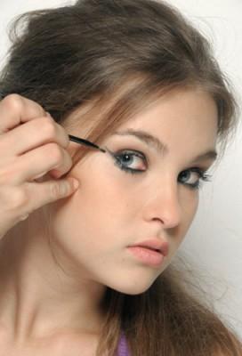 maquiagem para adolescente
