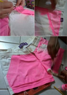 shorts oncinha passo a passo9