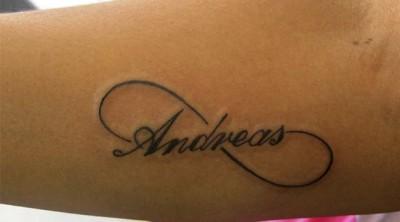 tatuagem nome