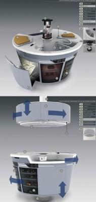 cozinhas do futuro