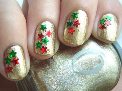 christmas-nails-gold-orly-luxe
