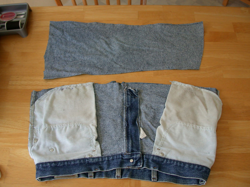 Bolsa Para Carregar Cachorro Em Croche : Diy transformar jeans em bolsa