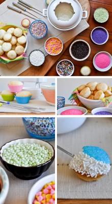 fondue cupcake