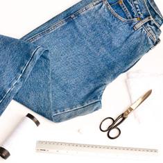 transformar jeans em bolsa