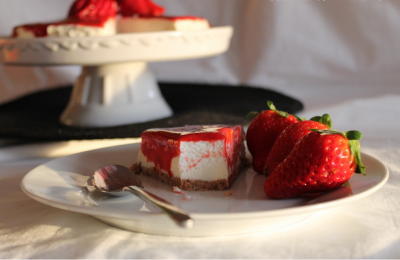Cheesecake de Morango1