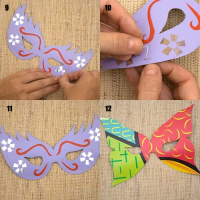 DIY mascara carnaval3