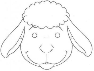 Mascaras-de-carnaval-ovelha