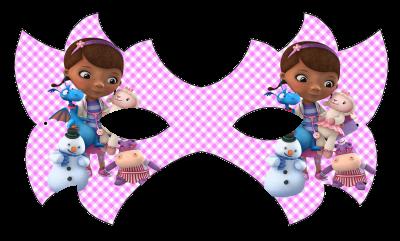 mascara doudtora brinquedos