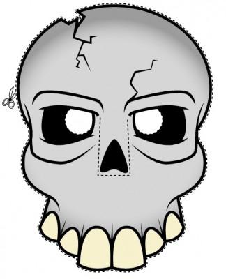 mascara ossada