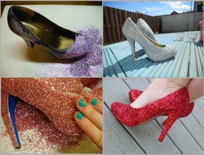 diy-sapato-glitter