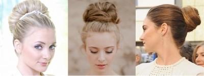 penteados-simples-coque