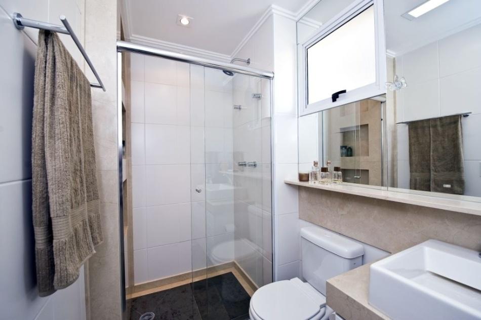 decoracao banheiro pequeno fotos : decoracao banheiro pequeno fotos:banheiros-pequenos-porta de correr