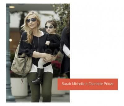 Sarah-Micelle-e-Charlotte-Prinze-look-mae-e-filha-combinando