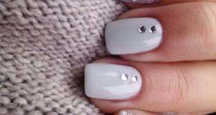glitter nas unhas