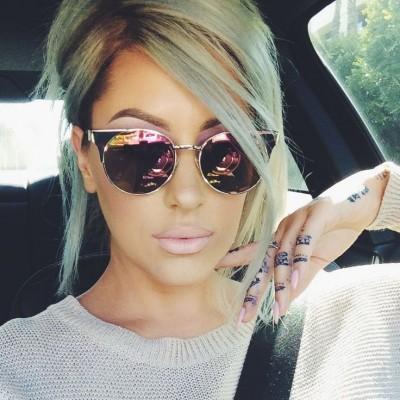 oculos sol espelhados