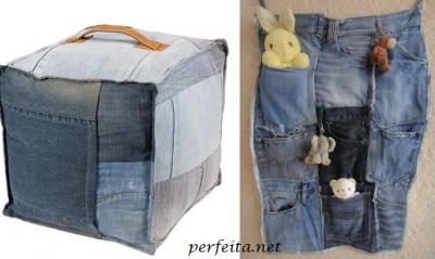 reaproveitando jeans