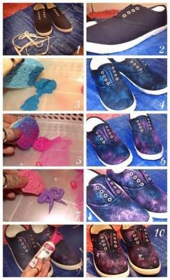 galaxy-sneakers-diy
