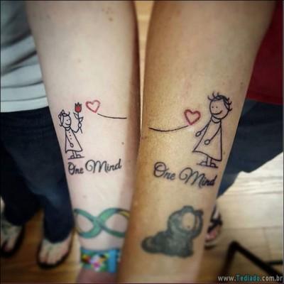 tatuagens entre mães e filhas1