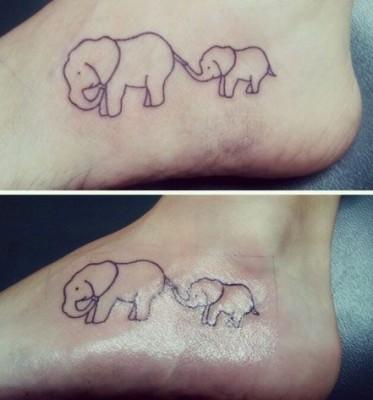 tatuagens entre mães e filhas6