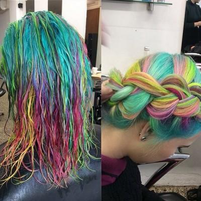 cabelo-arco-íris