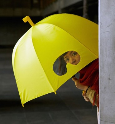 chapéu chuva transparente