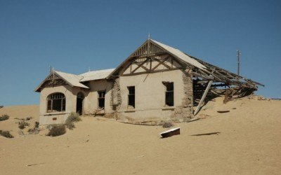 cidade fantasma namíbia
