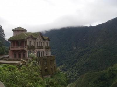 hotel abandonado colômbia