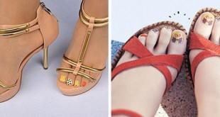 Marca-japonesa-lança-meia-calça-para-quem-tem-preguiça-de-pintar-as-unhas-dos-pés-