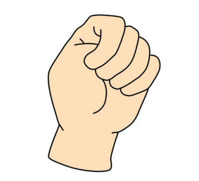 Seu jeito de fechar a mão diz muito sobre sua personalidade