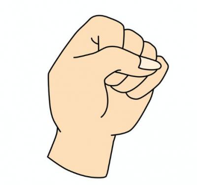 Seu jeito de fechar a mão diz muito sobre sua personalidade(1)