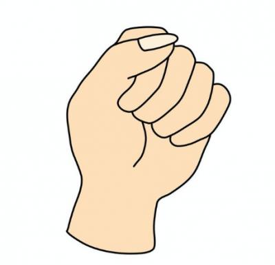 Seu jeito de fechar a mão diz muito sobre sua personalidade(2)