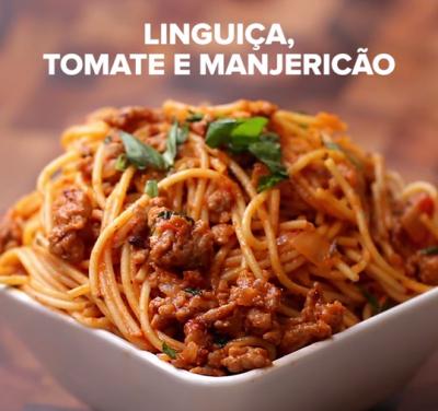 esparguete-com-linguica