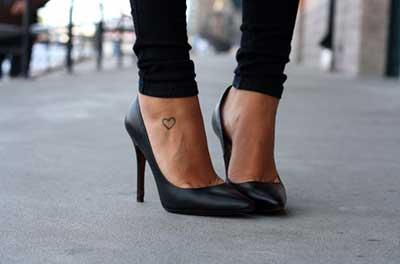 Tatuagens lindas para deixar seus pés ainda mais delicados