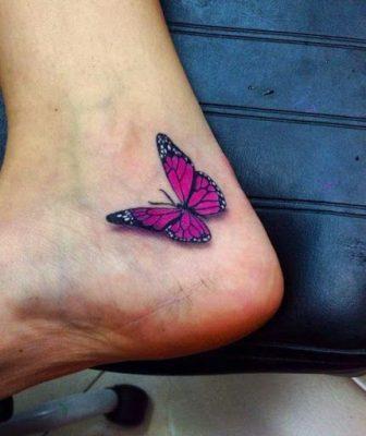 tatuagem-borboleta-pe