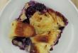 Croissant com Mirtilos no Forno