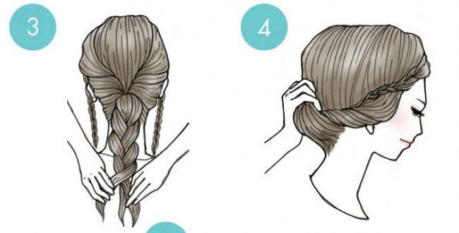 18 Penteados estilosos que qualquer menina consegue fazer