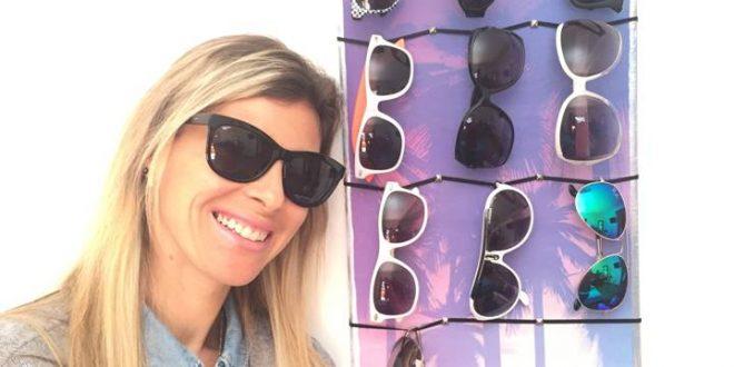 DIY Porta-óculos