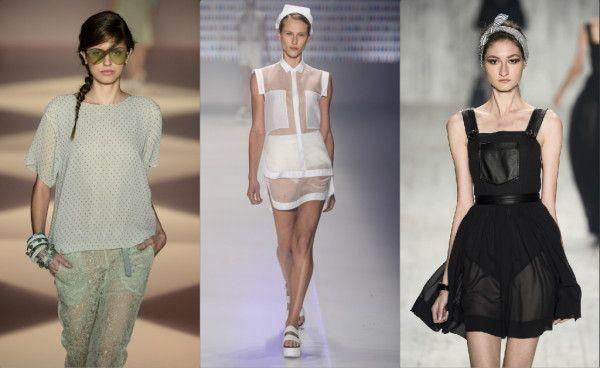 0b405163b Você já sabe quais são as tendências da moda verão 2014 e o que vai  continuar em alta? A estação mais quente do ano está chegando e com ela  chegam as novas ...