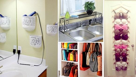 60 dicas para organizar sua casa e seu dia a dia - Ideas para organizar tu casa ...
