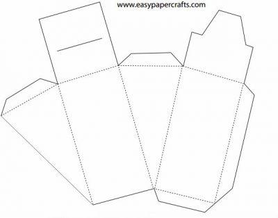 10 Moldes De Caixinhas De Papel Para Imprimir E Montar