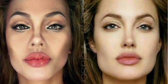 Utilizando apenas maquiagem esta menina se transforma nas suas celebridades favoritas e os resultados são alucinantes